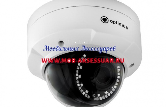 Видеокамера Optimus IP-P043.0(4x)D