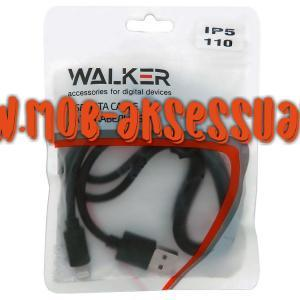 "Дата каб. WALKER"" C110 для Apple iPhone 5/6/7, в пакете"
